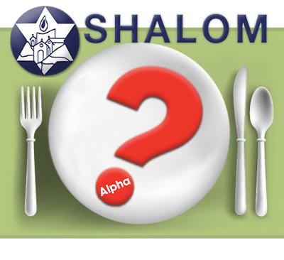 Shalom Long Lunch – 'Pioneering Ministries' – Rev'd John Saddington   Alpha Ambassador