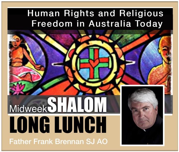 Fr Frank Brennan SJ AO speaks at Shalom