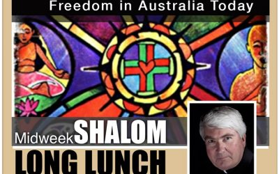 Fr Frank Brennan SJ AO speaks at Shalom